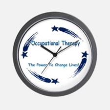 OT: The Power to Change Lives Wall Clock