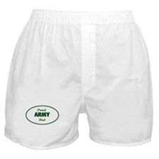 Proud Army Brat Boxer Shorts