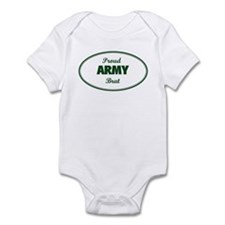 Proud Army Brat Infant Bodysuit