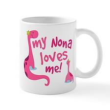 My Nona Loves Me Mug