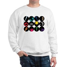 Greek Gods Sweatshirt
