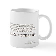 Marion Cotillard Small Small Mug