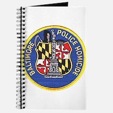Baltimore Homicide Journal