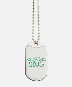 Recycled Soul Dog Tags