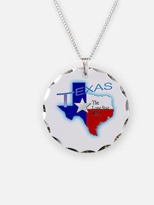 Texas Round Necklace