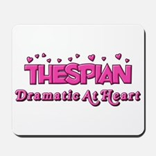 Thespian Hearts Mousepad