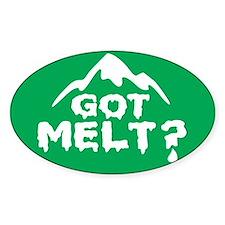 Got Melt Decal