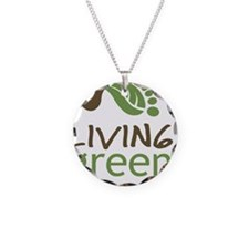 Living Green Necklace