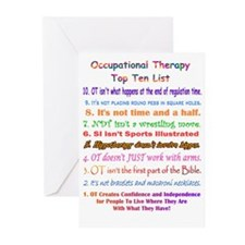 What is OT Top 10 Greeting Cards (Pk of 10)