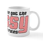 I make the rules Mug