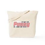 I make the rules Tote Bag