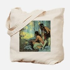 Taos Turkey Hunters by Couse Tote Bag