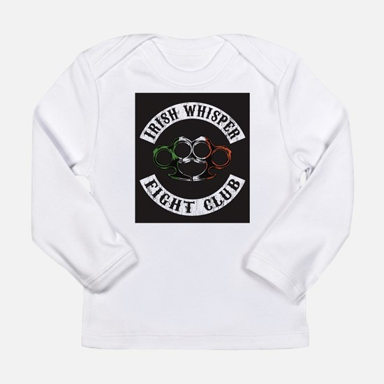 Irish Whisper Fight Club Long Sleeve T-Shirt