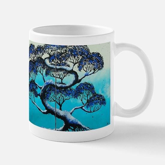 Blue Bonsai Serenity Mug