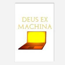 Dea Ex Machina Postcards (Package of 8)