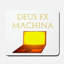 Dea Ex Machina Mousepad