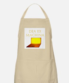 Dea Ex Machina BBQ Apron