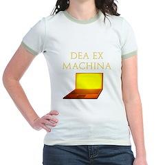 Dea Ex Machina Jr. Ringer T-Shirt