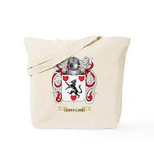 Creegan Coat of Arms Tote Bag