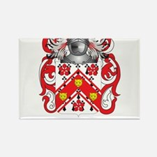 Creely Coat of Arms Rectangle Magnet