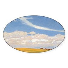 Prairie After Storm by Dixon Decal