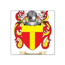 Crenshaw Coat of Arms Sticker