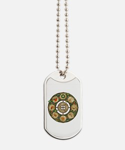 Celtic Wheel of the Year Dog Tags