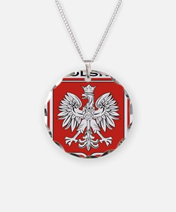 Polska Shield / Poland Shield Necklace