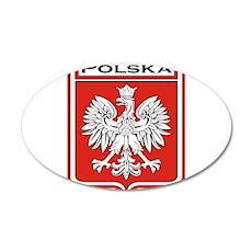 Polska Shield / Poland Shield Wall Decal