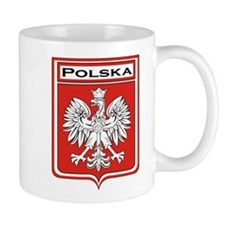 Polska Shield / Poland Shield Mug
