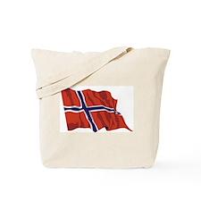 NORWAY-wavy.jpg Tote Bag