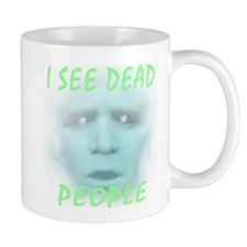 Ghost Hunter Coffee Small Mug