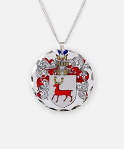 McCarthy Family Crest Necklace