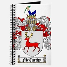 McCarthy Family Crest Journal