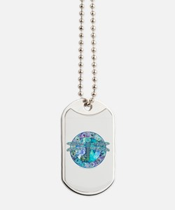 Cool Celtic Dragonfly Dog Tags