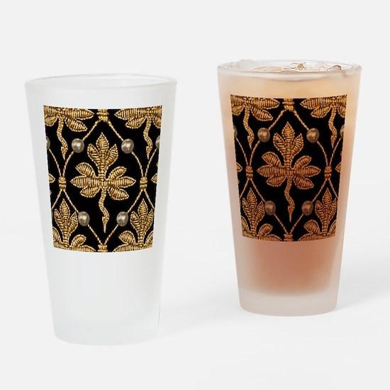 Queen Elizabeth I. Phoenix Portrait Drinking Glass