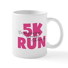 5K Run Pink Mug
