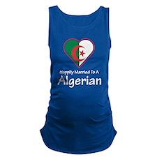 Happily Married Algerian Maternity Tank Top