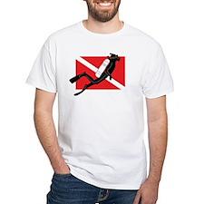 Male SCUBA Diver Shirt