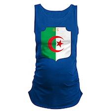 Algeria Coat Of Arms Maternity Tank Top