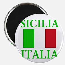 Sicilia, Italia Magnet