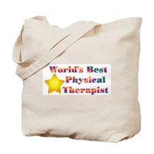World's Best PT Tote Bag