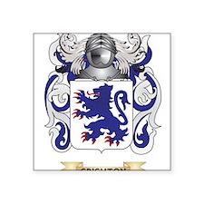 Crichton Coat of Arms Sticker