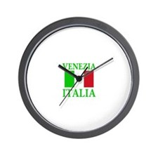 Venezia, Italia Wall Clock