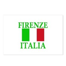 Firenze, Italia Postcards (Package of 8)