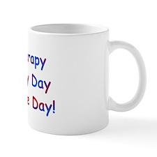 P.T. Independence Day Mug