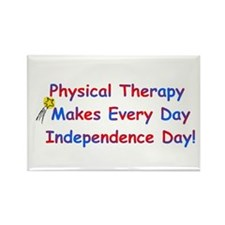 P.T. Independence Day Rectangle Magnet (100 pack)