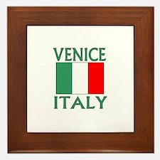 Venice, Italy Framed Tile
