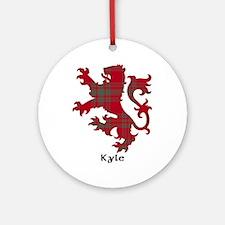 Lion - Kyle Ornament (Round)