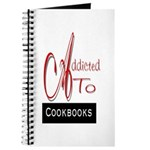 Addicted To Cookbooks Journal